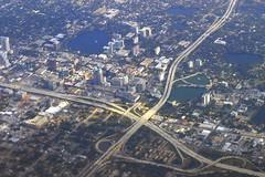 Orlando, Florida (Flightline Aviation Media) Tags: city photo inflight orlando florida stock bruceleibowitz
