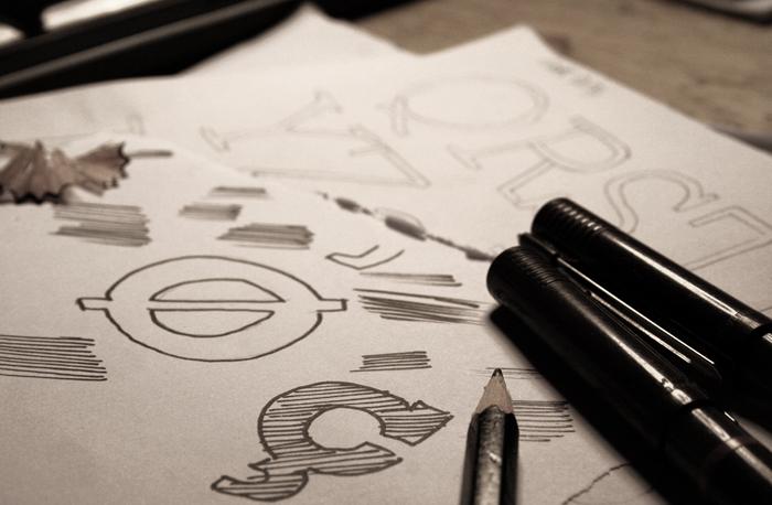 update sketch font