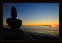 endless (micagoto) Tags: ocean sunset topv111 stone valle kitsch atlantic rey gran canaryislands gomera lagomera vallegranrey sprituality argayall