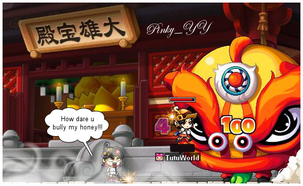 MapleStory: House of Dong Dong Chiang