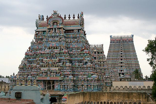 Vishnu Temple of Srirangam