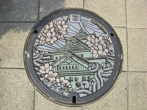 Osaka Sewer Grate