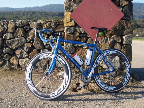 Borrowed ZIPP 808