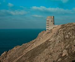 German Observation Tower, les Landes, Jersey (Al Power) Tags: xmas tower observation landscape landscapes flickr german jersey occupation leslandes
