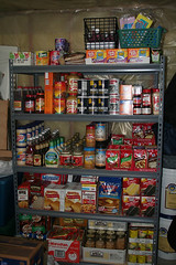 Food Storage is One Major Component of Survival