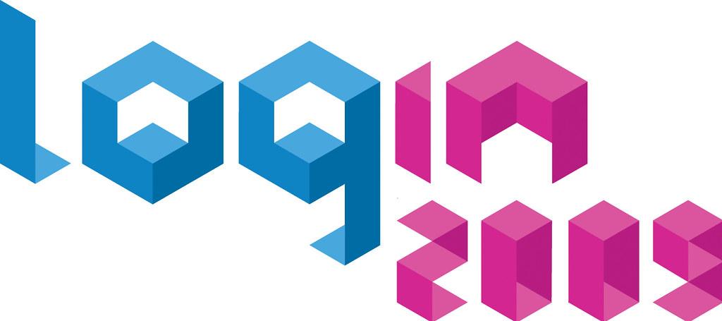 Login 2009 logotipas