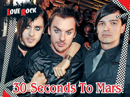 30 seconds to mars wallpapers. Rock - 30 Seconds to Mars