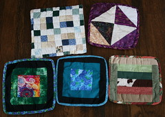 Potholders side A