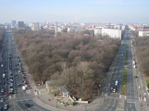 3-Detalhes do parque de Berlim