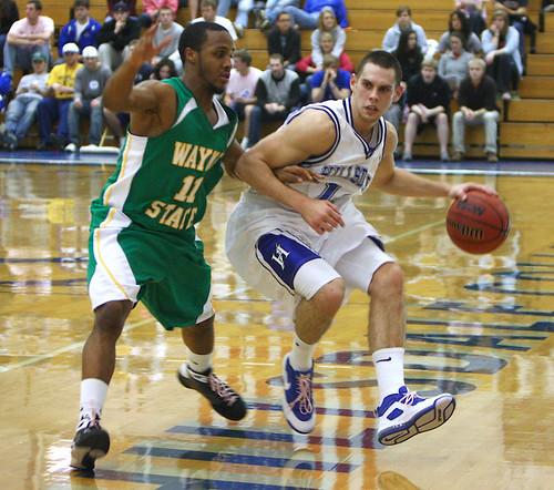 Keith MacKenzie, Hillsdale Basketball 11