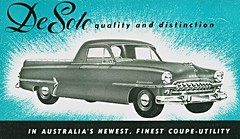 1954 DeSoto Coupe-Utility, Australia (aldenjewell) Tags: desoto diplomat dejewell