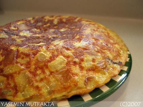 Ispanyol Tortillası