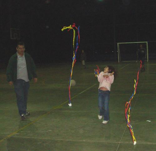 Astronomía en el Polideportivo de Aranjuez, Parque Lineal del Río Torres
