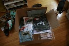 the box (kozyndan) Tags: fashion design box clothes arrival puma kozyndan apparel shipment pumaxkozyndan