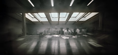 The session (batuda) Tags: architecture plate wideangle pinhole 6x9 glassplate