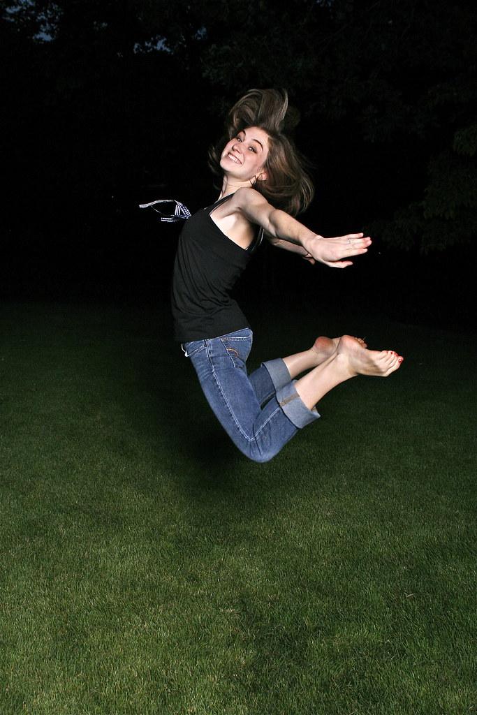 Aubrey the Jumper