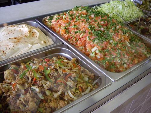 Pita Hut 'n Grille Salads