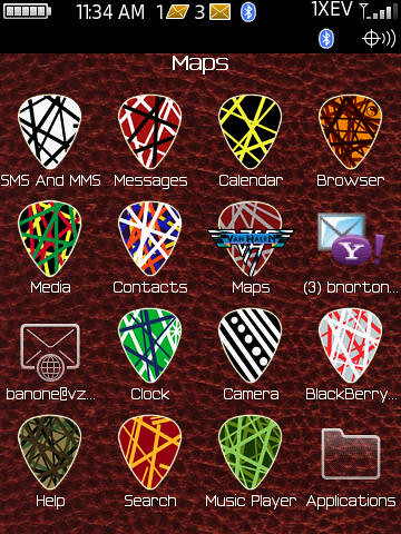 Van Halen Frankie Source Any Interest In A Theme BlackBerry Forums At CrackBerry Com