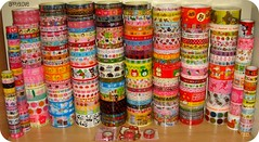 DECO TAPES! (applel0ve) Tags: disney sanrio kawaii incentive sanx kamio mindwave  poolcool cramcream decotapes primenakamura