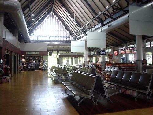 05.暹粒機場的候機室