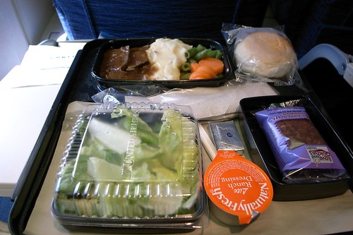 In-flight Meal (Regular)