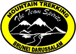 Brunei Mount Trekker