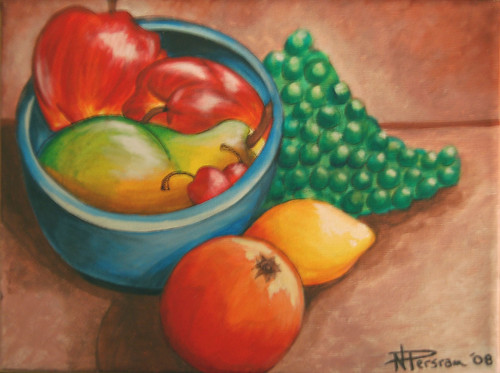 Fruit Painting 3431110946_082935cac0