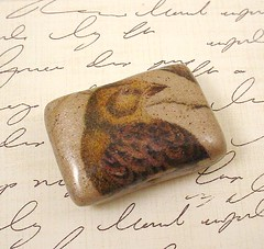 Bird Bead Series Bead 3 (b)