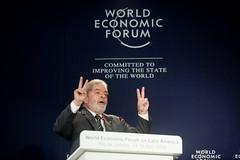 President of Brazil Luiz Inacio Lula da Silva ...
