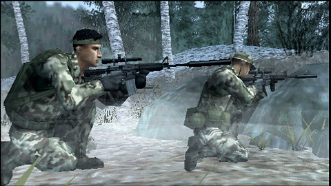SOCOM Fireteam Bravo 3 screenshot 1