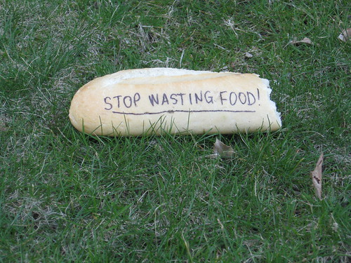 STOP WASTING FOOD!