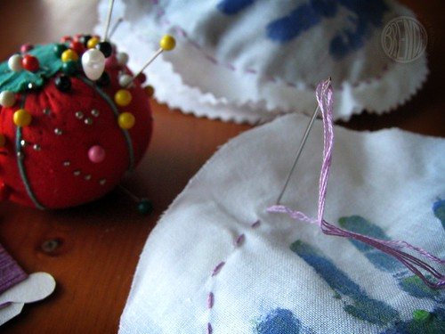 stitching craft together