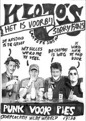 punkvoorpies 2009
