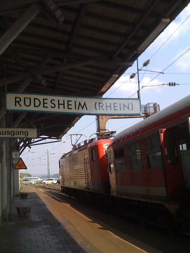 München to Rüdescheim