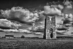 Godwick (Nick J Stone) Tags: uk england church britain norfolk ruin medieval dmv derelict deserted eastanglia churchruins desertedmedievalvillage churchruin ruinedchurches godwick cokeofholkham desertedmedievalvillages nickstone