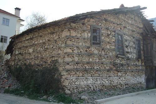 Old house at Ibradi, Antalya, Turkey