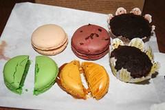 Parisian Macaroons & Jenn's Bouchons!