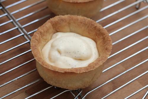 Fond de tartelette & crème de mascarpone
