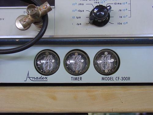 Anadex Timer Model CF-300R