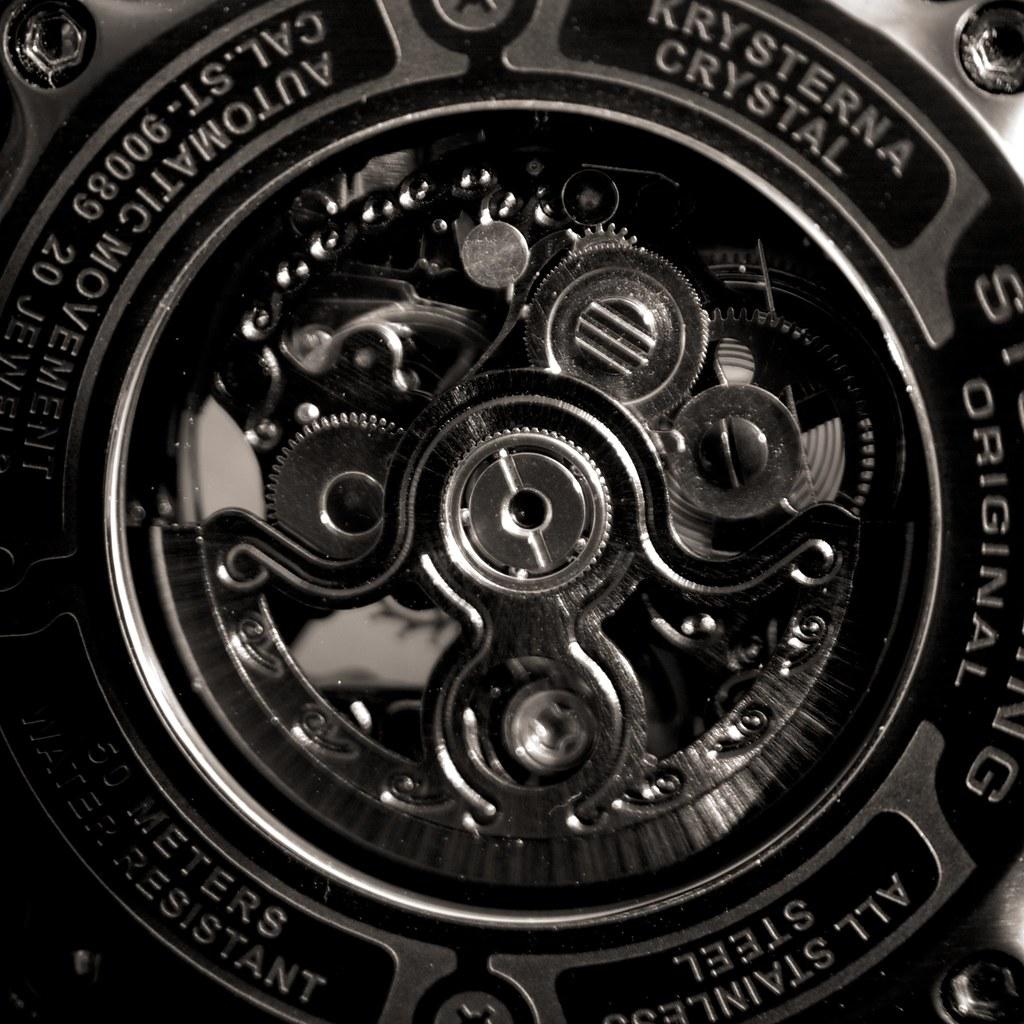 April 14th, 2009 (Skeleton Watch)