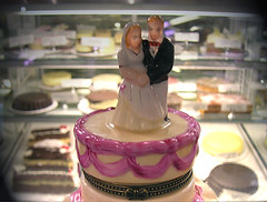 b&g in the bakery (Andrea McLaughlin) Tags: cake toppers