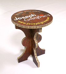 X-Board decorative table