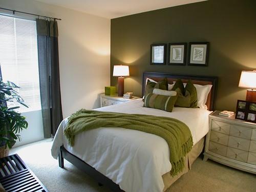 Park La Brea Apartments - Bedroom Interior