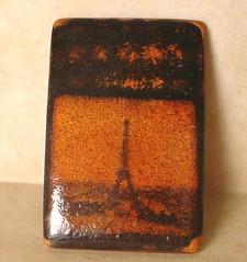 Daguerreotype Pendant