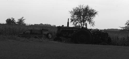Blazing Tractors