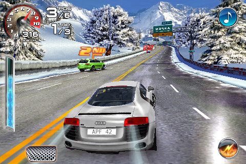 Asphalt 5 iPhone 03 by Blog de Gameloft.