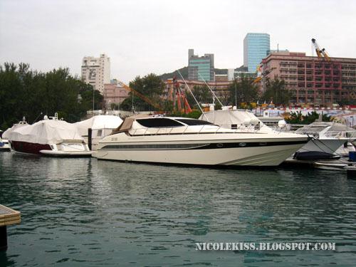 li ka shing yacht