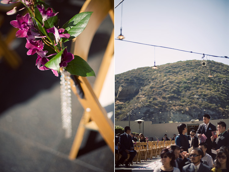 Michelle + Paul seven degrees wedding laguna beach