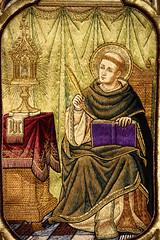 St Thomas composing