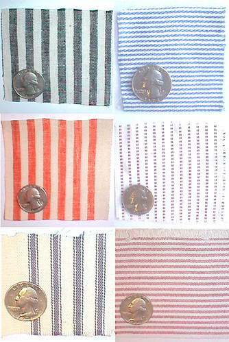 3632101817 7e6075643a Cheap Ticking Stripe Fabric at Period Fabrics